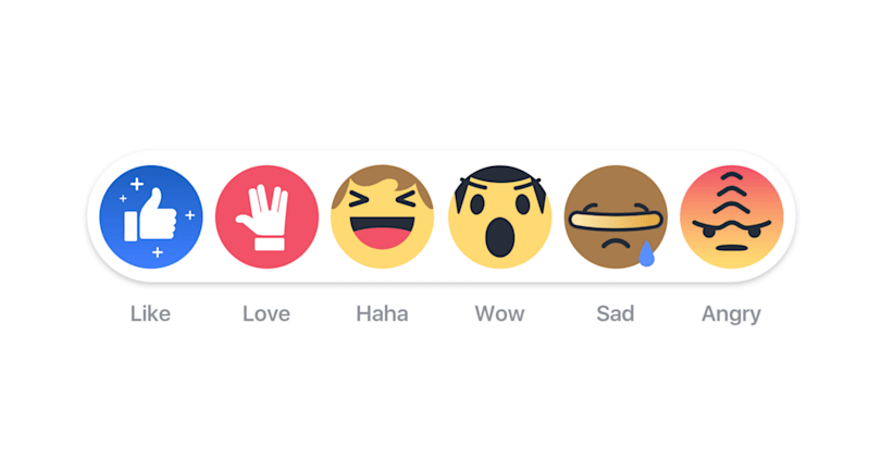 Facebook's 'Star Trek' reactions show it doesn't know jack about Spock