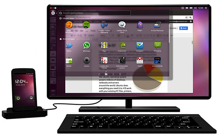 Rest in peace Ubuntu for Android, we hardly knew ye