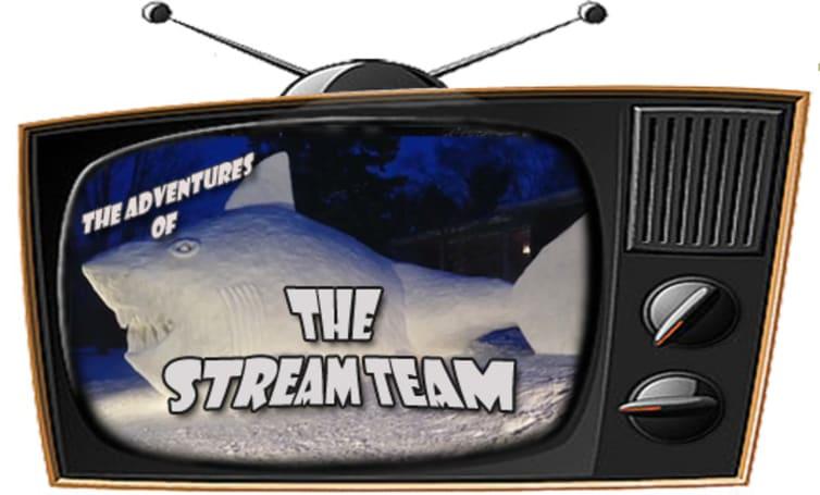 The Stream Team: Snow shark edition, January 6 - 12, 2014
