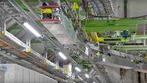 CERN introduces Large Hadron Collider's robotic inspectors