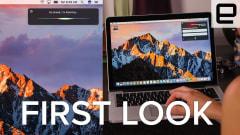 MacOS Sierra first look: Siri, show me the new stuff