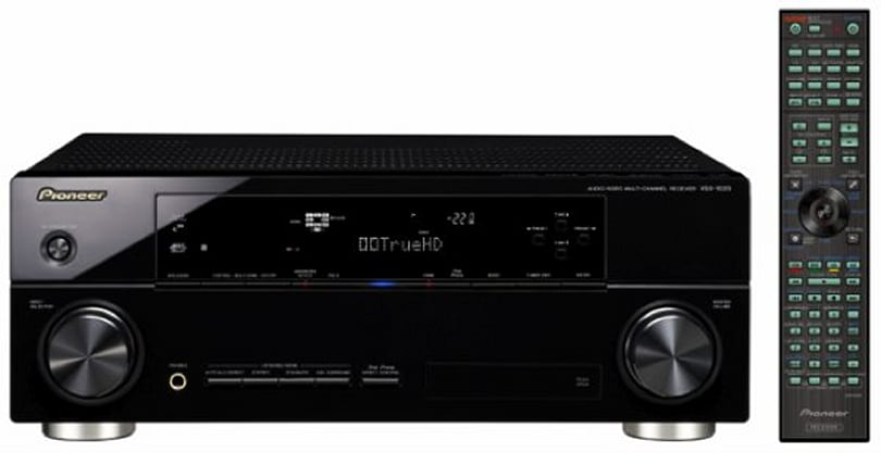 Pioneer VSX-1020-K AV receiver with iPhone app up for pre-order