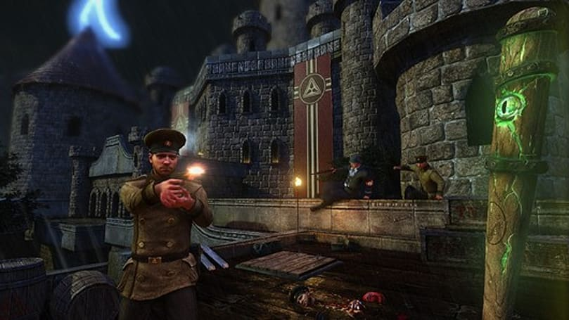 Rise of the Triad returns to PC this year, powered by Unreal Engine 3