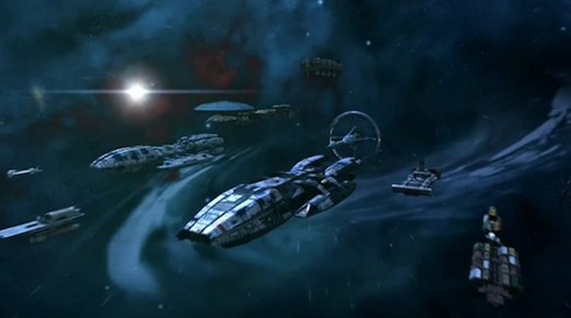 Battlestar Galactica Online adding new ships this month, surpasses 5M registered players