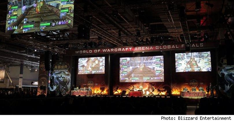 How Blizzard is improving World of Warcraft's e-sports appeal