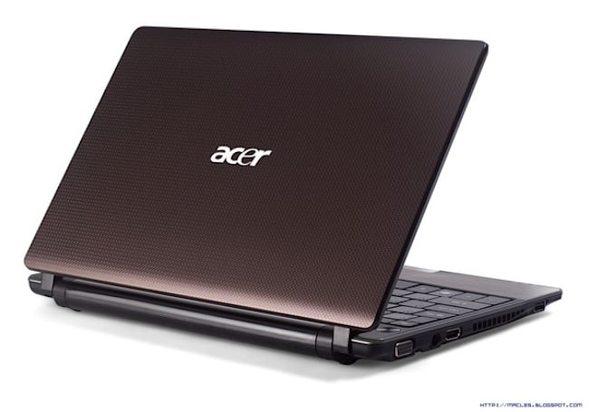 Acer unveils its thin and light Aspire TimelineX 1830T (update: other models too!)
