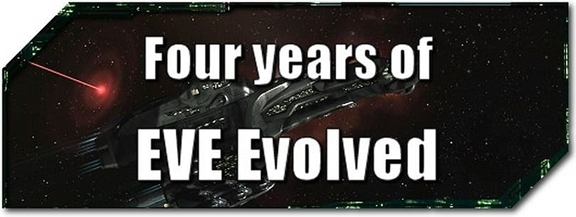 EVE Evolved: Four years of EVE Evolved
