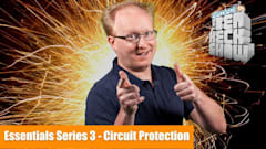 Ben Heck's Essentials series: circuit protection at Eaton