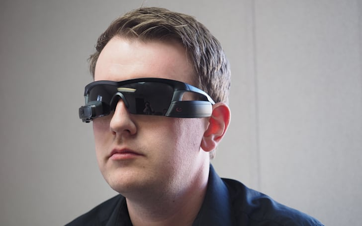 Intel buys Recon, makers of the 'Google Glass for fitness'