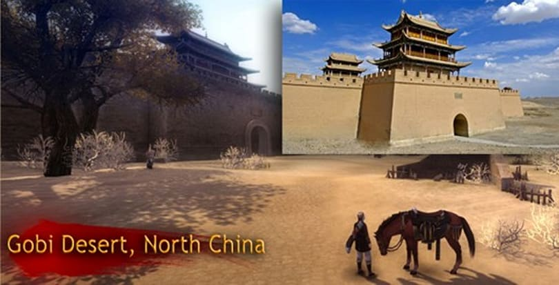 Age of Wushu devs making 'painstakingly accurate' recreation of ancient China