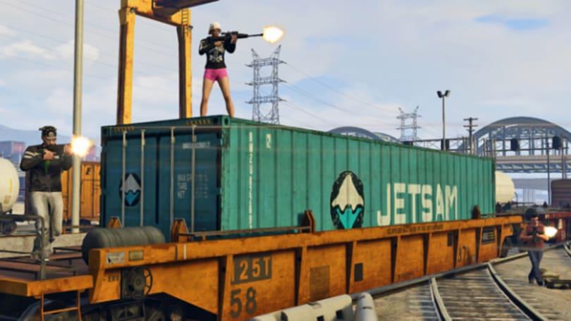 10 new Rockstar Verified Jobs in GTA5 (That's What She Said)