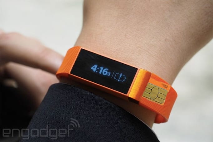 Japanese carrier Docomo wants to move your phone's SIM card into a wearable