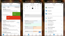 Microsoft Outlook now available for iOS