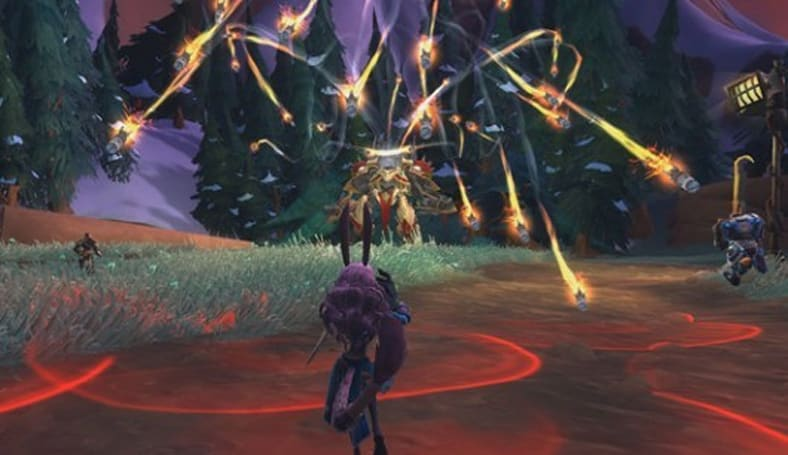 WildStar unveils questing with a Twitter budget