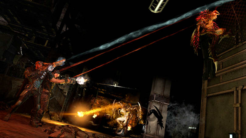 Red Faction: Armageddon preview: Infestation mode