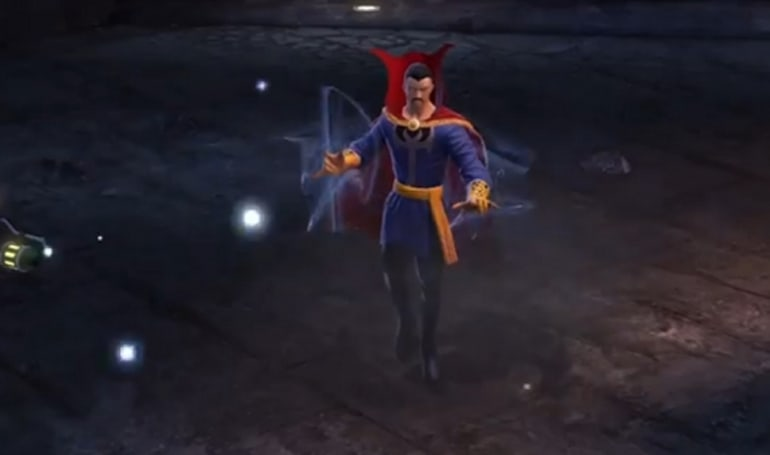 Marvel Heroes adds Dr. Strange and Shuri