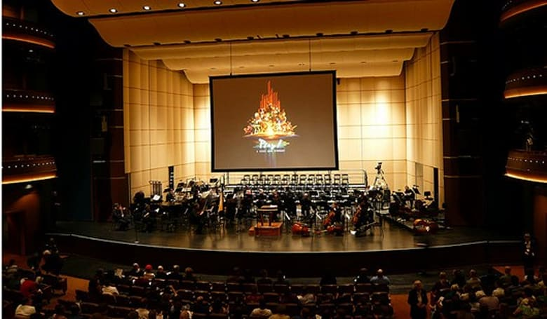 Dayton Philharmonic Orchestra gets in the video game concert game
