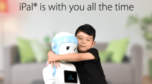 iPal: Kinder bekommen noch mehr Roboterfreunde