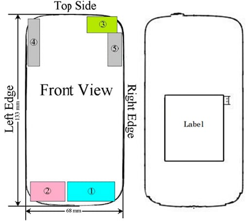 Samsung SPH-L500 saunters by the FCC with Sprint-friendly LTE, hefty dimensions