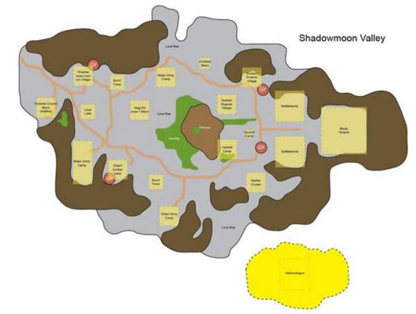 Shadowmoon Valley behind the scenes