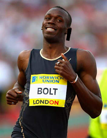 BlueAnt Q2 Bluetooth headset enables noise-free calls during Usain Bolt's sprints