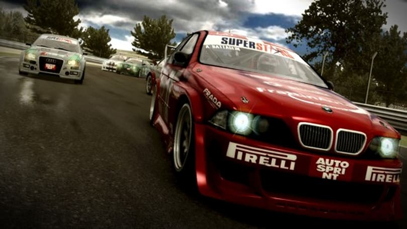 Winners of Superstars V8 Racing contest to receive Gran Turismo 5