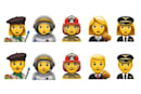 Unicode's next emoji update focuses on gender and jobs