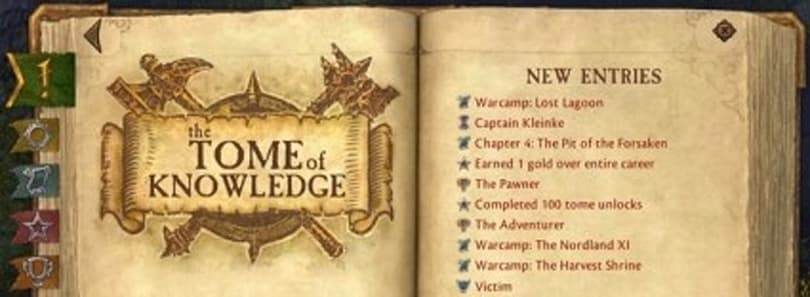 Massively goes to WAR: The Tome of Knowledge