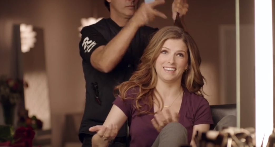 Anna Kendrick really wanted to be in a Super Bowl commercial