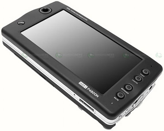 odd-i stuffs DMB, GPS into P480DN portable media player
