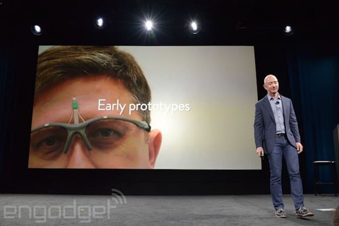 Amazon's eyeing wearables and automated homes next
