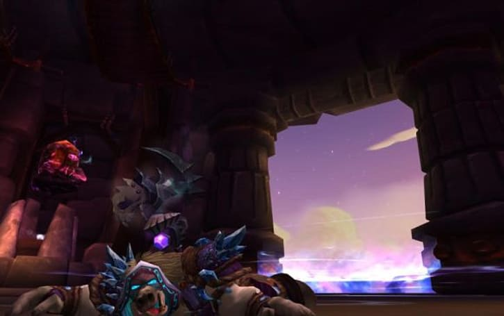 Around Azeroth: Freshly grilled beef