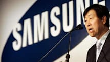 Samsung CEO says 'never' to webOS