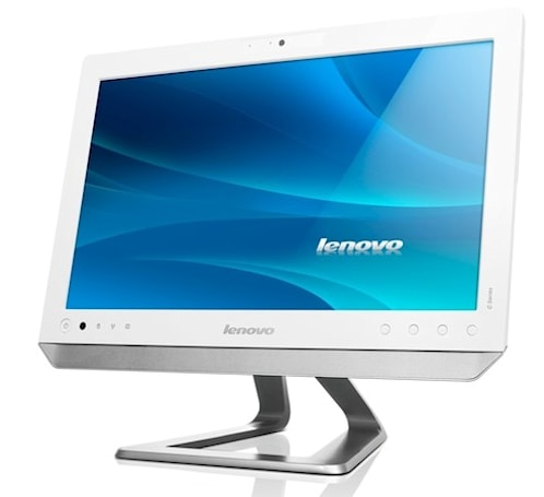 Lenovo announces multitouch-friendly C325 all-in-one desktop