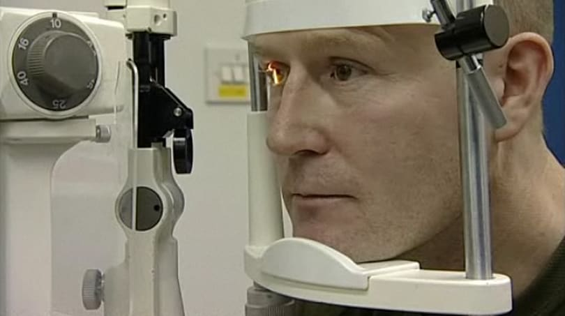 Stem cell therapy restores British man's eyesight