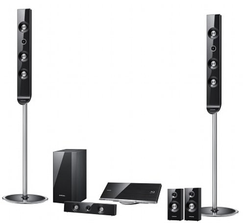 Samsung puts price tags on its next receivers, soundbars and Blu-ray HTIB systems