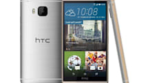 HTC One M9 store images hint at an evolutionary phone design