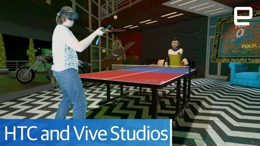 HTC and Vive Studios | Hands-on