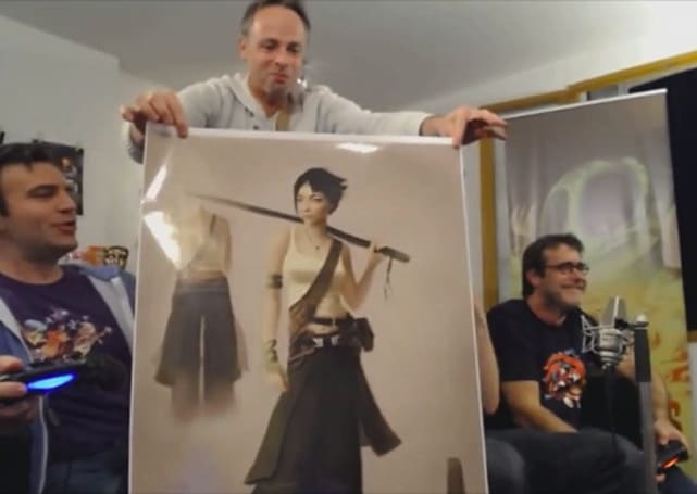 Take a good look at the leading lady of Beyond Good & Evil 2 [update]
