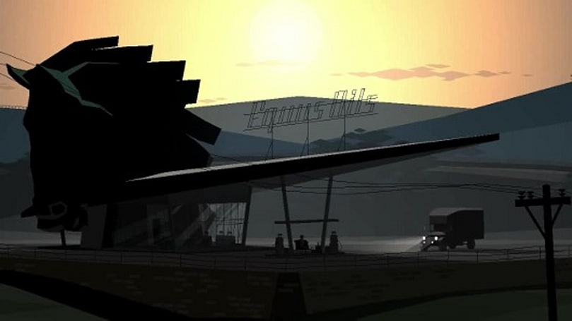 IGF finalist Kentucky Route Zero is out now, looks out of this world