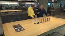 Watch Apple show off its design studio and spaceship campus (update)