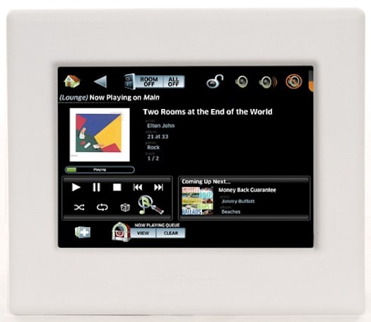 ReQuest introduces 5.7-inch TS6 in-wall control panel