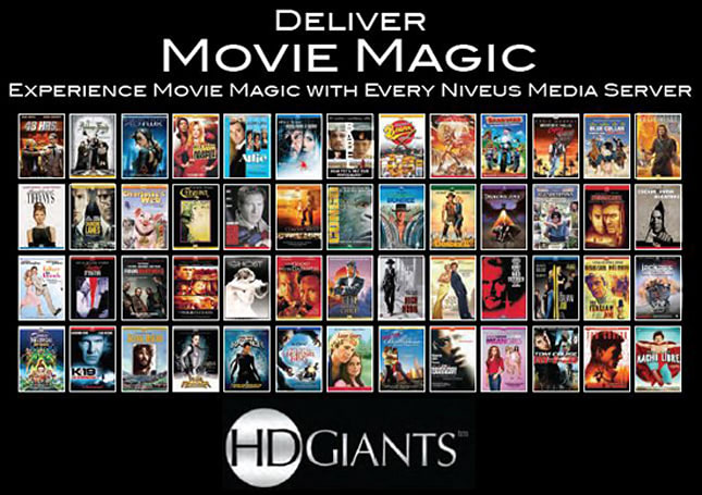 Niveus and HDGiants link up on movie distribution deal