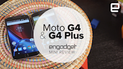 Mini review: Our quick verdict on the Moto G4 and G4 Plus