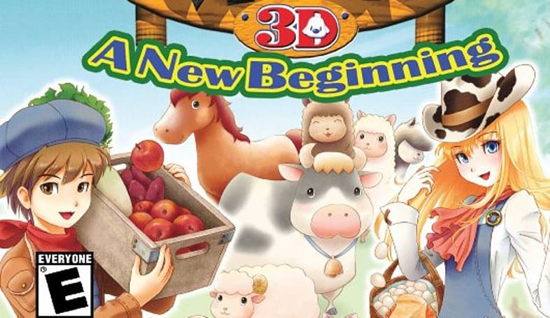 Harvest Moon: A New Beginning cropping up in Europe in Q3