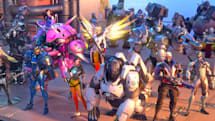 Play 'Overwatch' for free next weekend