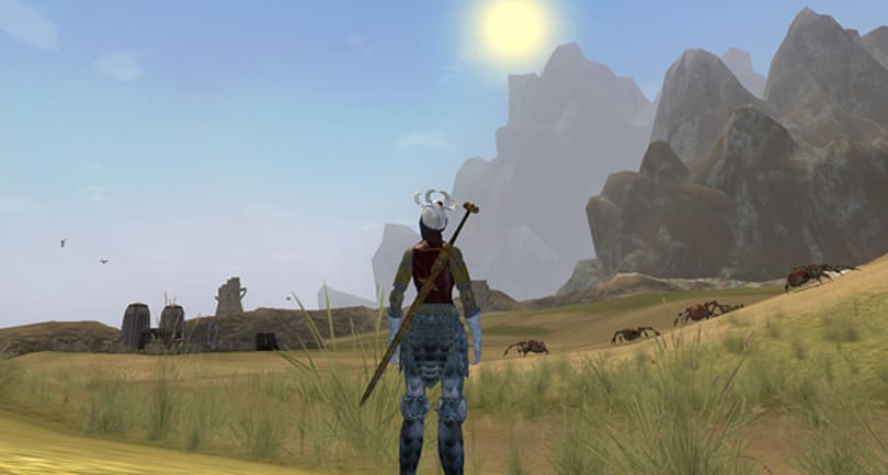 Why You Should Be Playing EverQuest II: It's five bucks