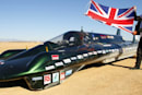Steam-powered Batmobile choo choos to world record 140mph (updated with video)