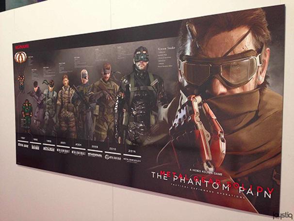 Seen@E3: A visual history of Metal Gear