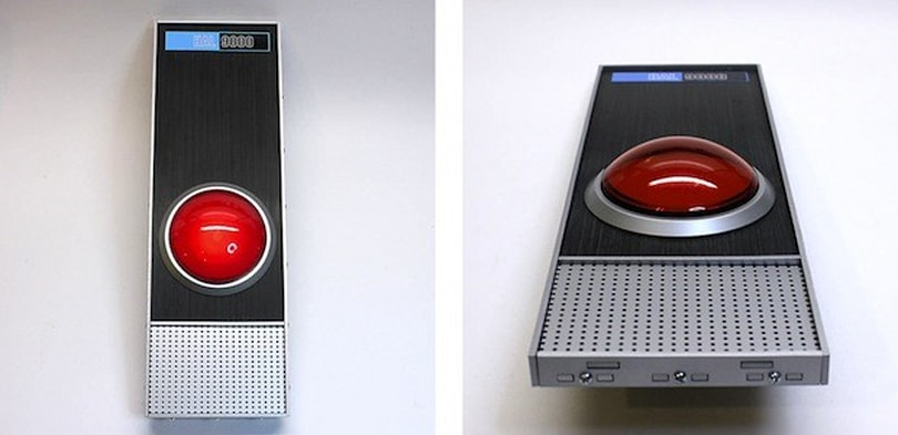 Adafruit explains how to build your very own HAL 9000 for less than $100